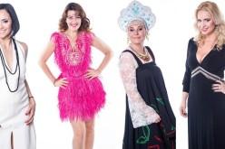 Rona Hartner, Tania Popa, Analia Selis și Paula Chirilă fac Splash! la Antena 1