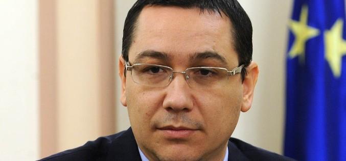 Ponta spune că nu își dă demisia pentru că faptele de care este acuzat sunt false