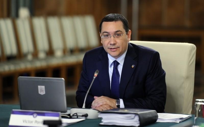 Victor Ponta a revenit în Guvernul României pe post de Secretar General