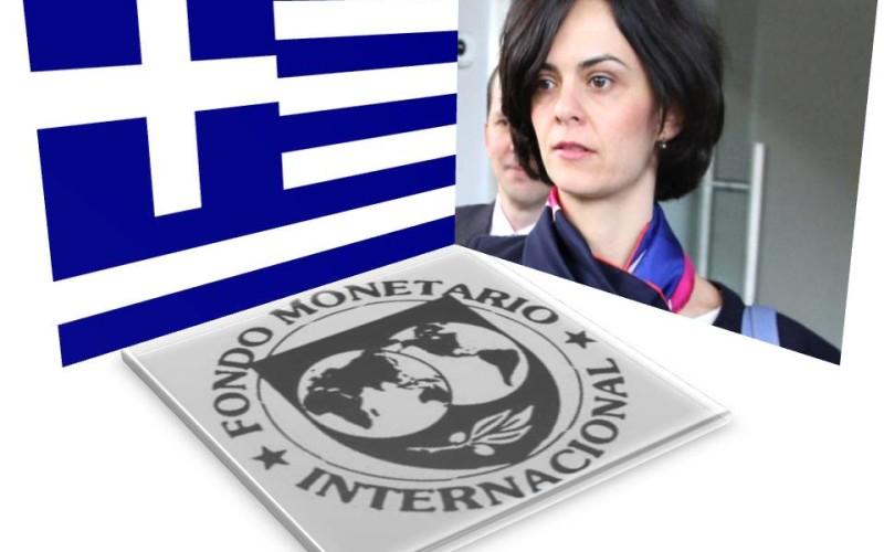 Românca Delia Velculescu, numită șefa Misiunii FMI din Grecia