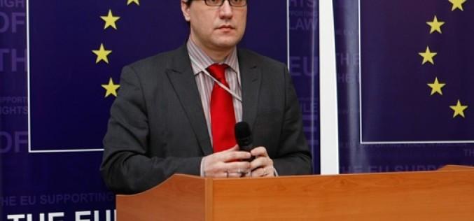 Traian Hristea, desemnat Şef al Delegaţiei Uniunii Europene în Kazahstan