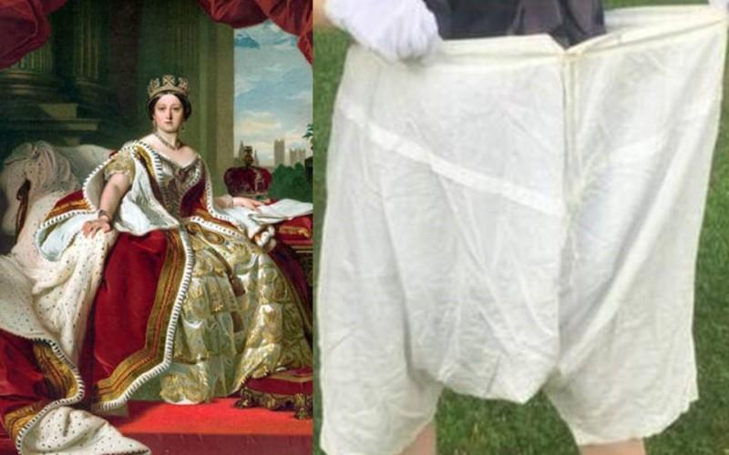 Chiloții Reginei Victoria, vânduți la licitație cu fabuloasa sumă de 17.200 de euro