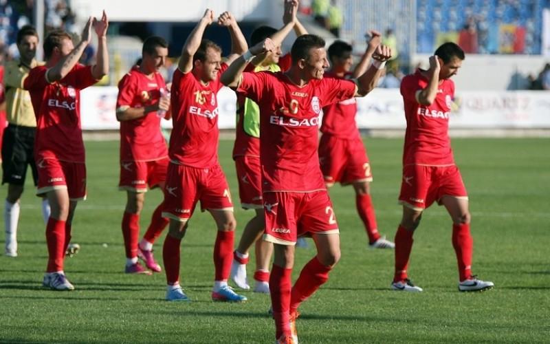FC Botoșani, eliminată de Legia Varșovia în turul doi Europa League