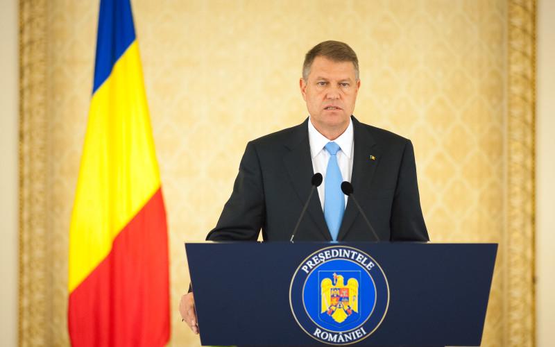 Președintele României, Klaus Iohannis, operat de urgență la spital
