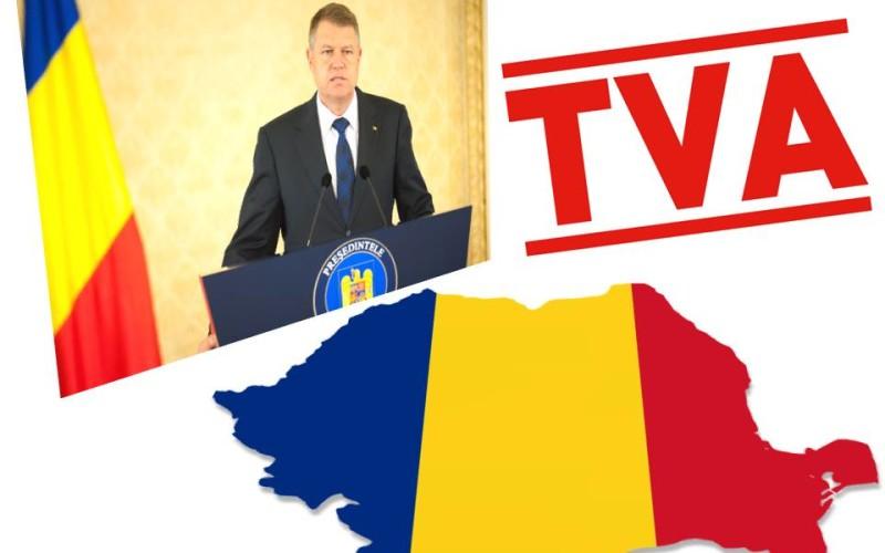 Iohannis e dușmanul românilor. Refuză promulgarea codului fiscal prin care se reduc taxele