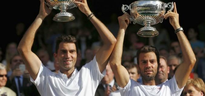 Horia Tecău a câștigat turneul de la Wimbledon alături de Jean Julien Rojer