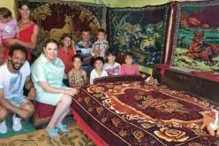 Kamara, Star salvator pentru o familie care își crește cei șapte copii într-un grajd