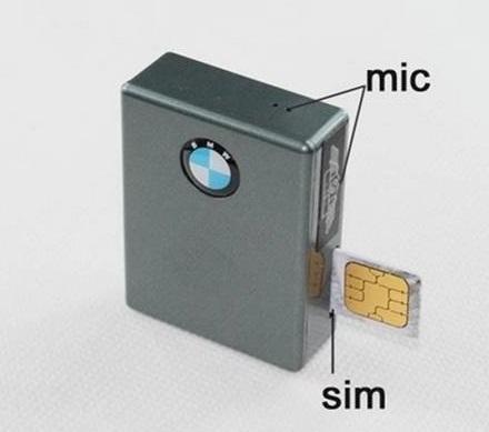 microfon spion