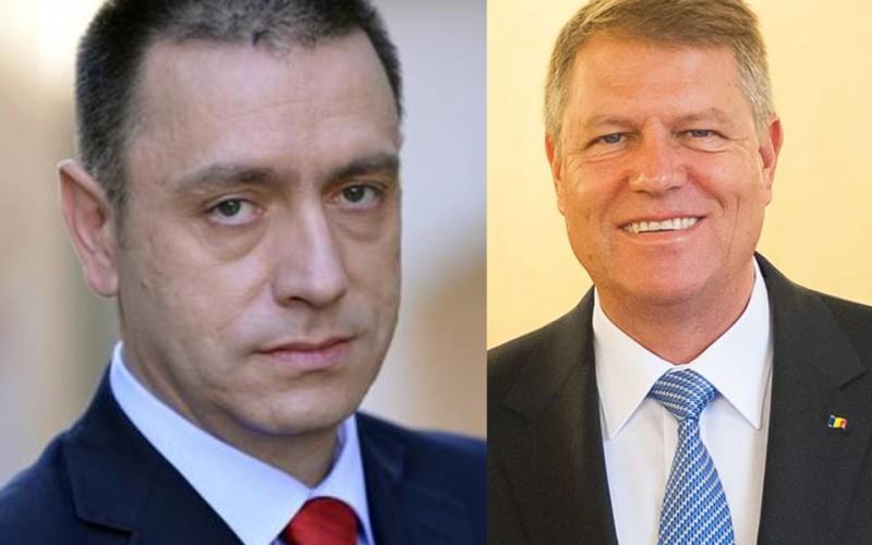 Klaus Iohannis nu vrea să-l numească pe Mihai Fifor în funcția de Ministru al Transporturilor