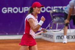 Monica Niculescu, victorie fabuloasă la Doha. A eliminat-o pe Sabine Lisicki