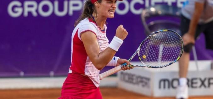 Monica Niculescu, singura româncă calificată în semifinale la BRD Bucharest Open 2015