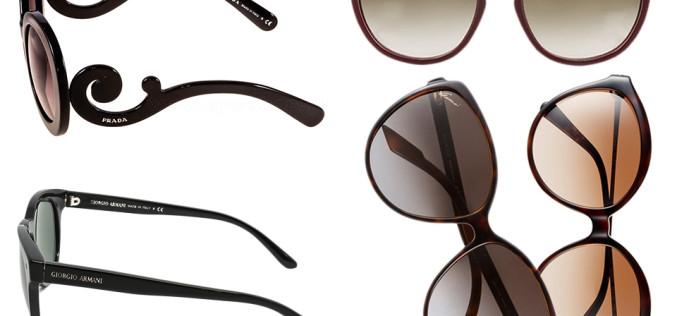 Forma ochelarilor de soare trebuie să fie opusul formei feţei