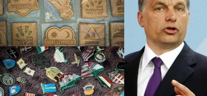 Premierul Ungariei provoacă România. Orban postat pe facebook fotografii cu simboluri ale Ungariei Mari