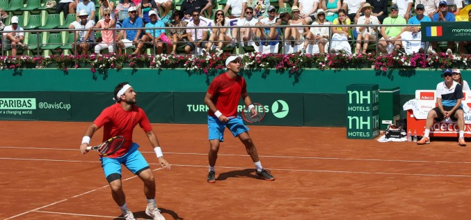 Horia Teăcu și Florin Mergea vor juca finala de dublu la Turneul Campionilor de la Londra