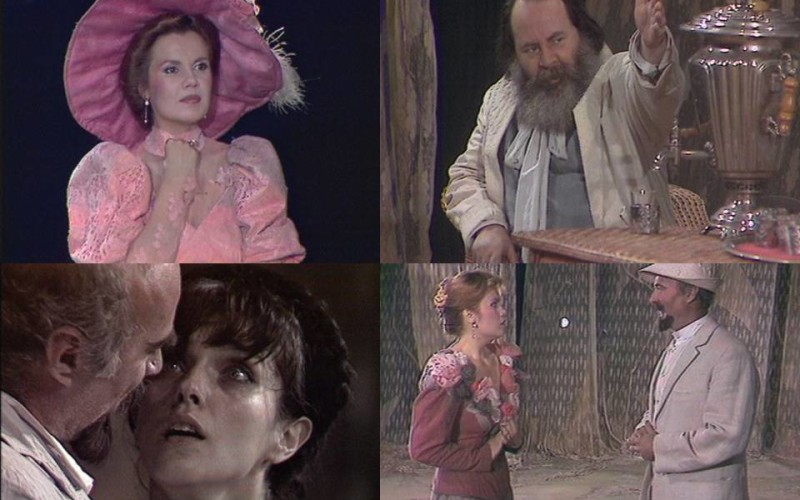 """Aniversarea a 165 de ani de la înființarea Teatrului din Craiovacu """"Unchiul Vanea"""", de A. P. Cehov"""