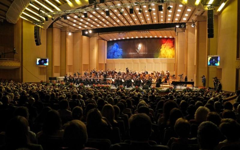 Radio România este oglinda Festivalului Enescu!