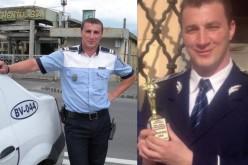 FABULOS Râzi cu lacrimi. Povestea polițistului din Brașov face valuri pe net