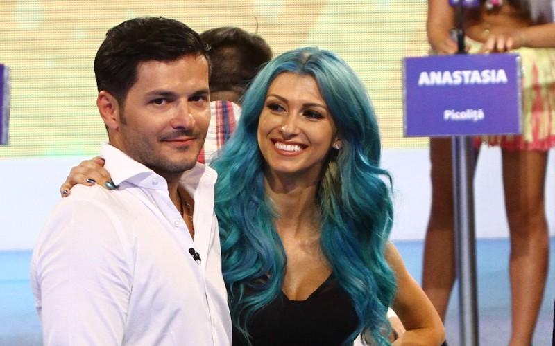 Liviu Vârciu mărturisește că s-a sărutat cu Andreea Bălan