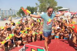 Pro FM organizează în București, cea mai mare bătaie cu apă din România
