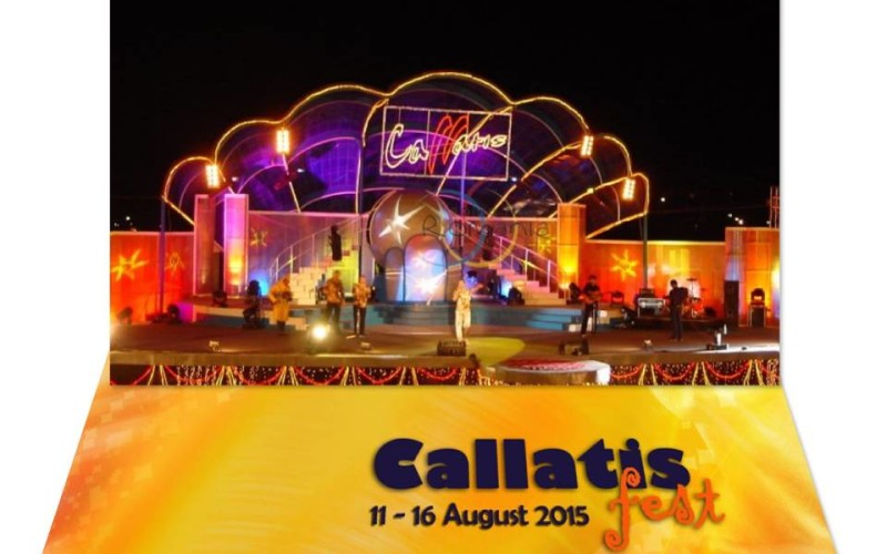 Callatis Fest 2015 a început în Portul Turistic Mangalia