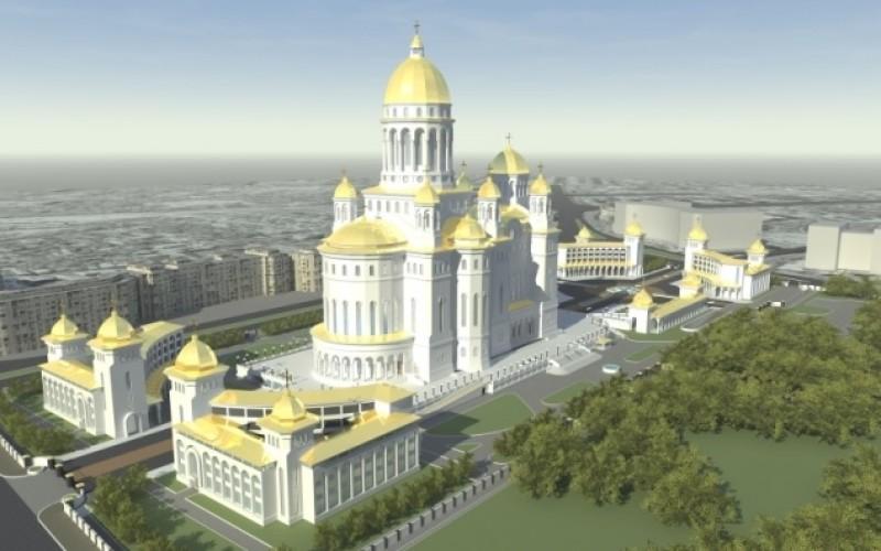 Guvernul a alocat o sumă fabuloasă de bani pentru construirea Catedralei Mântuirii Neamului