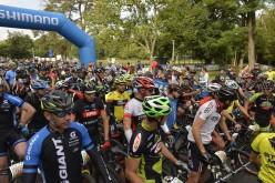 Peste 350 de sportivi au luat startul la Geiger MTB Challenge de la Sibiu