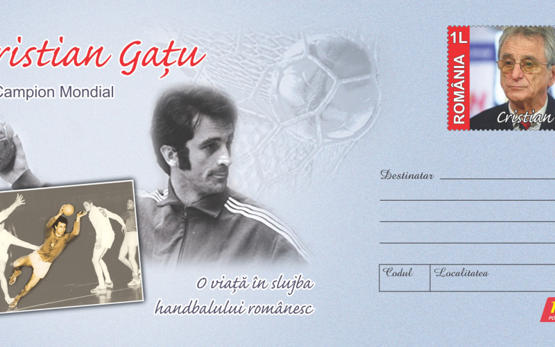 Cristian Gaţu la 70 ani – o viaţă dedicată handbalului!