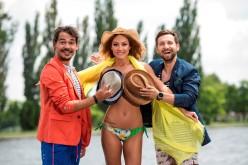 Răzvan și Dani au primit cadou un hit la intoarcerea din vacanță