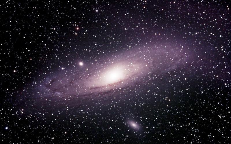 Galaxie situată la 5 miliarde de ani lumină de Terra, descoperită de astronomii din Australia