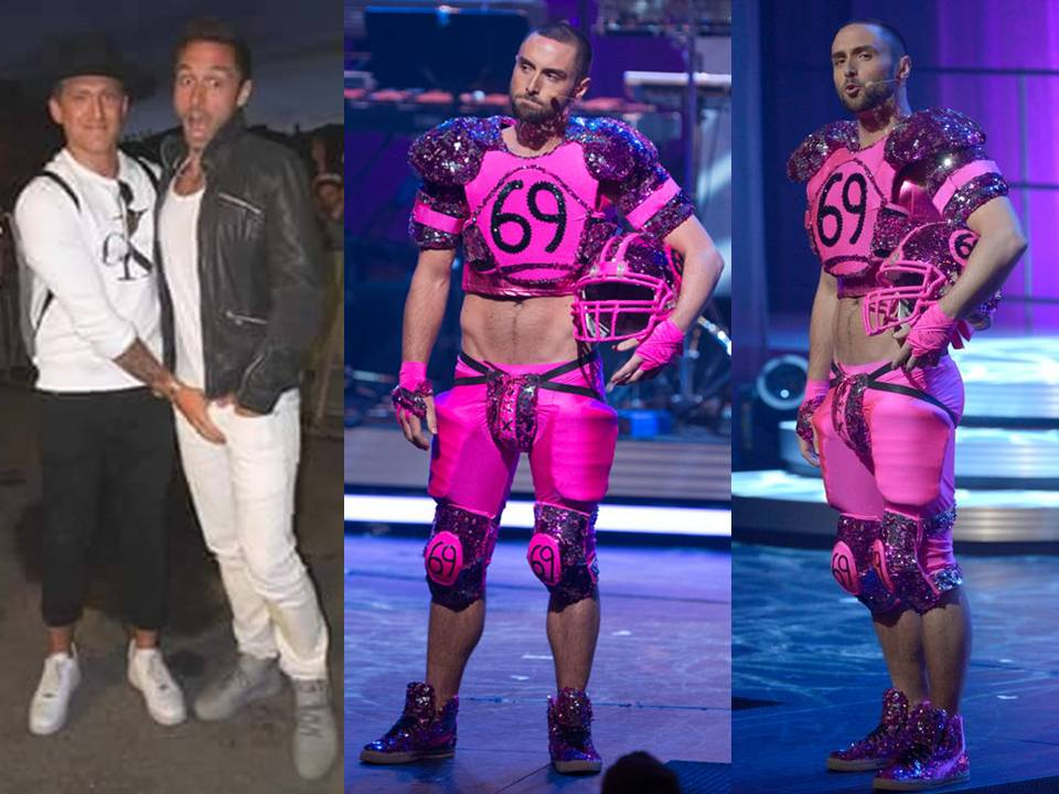 mans - eurovision