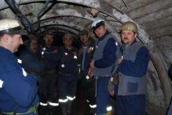 50 de mineri s-au blocat în subteran la Mina Băița din cauza ridicării licenței de exploatare
