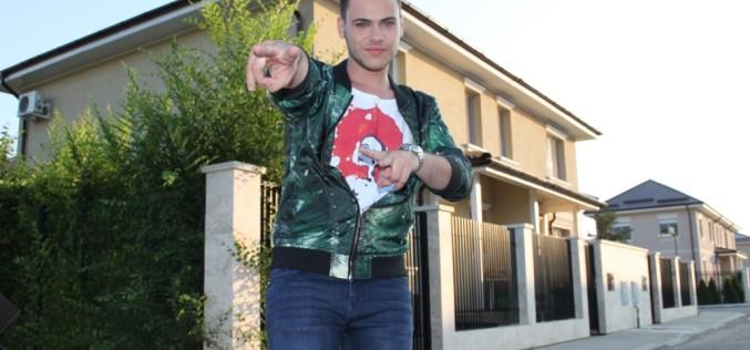 """Mircea Eremia, fratele Alinei Eremia, cover de milioane la piesa """"Prietena ta"""" – VIDEO"""
