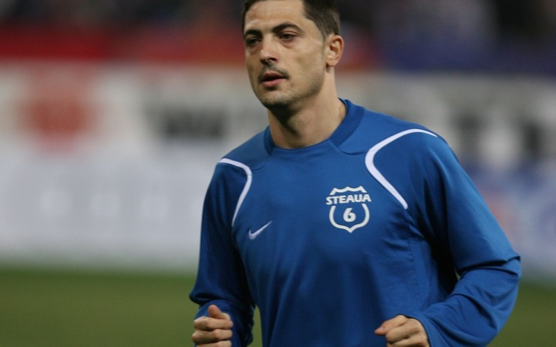 Steaua rămâne fără antrenor în Europa League. Mirel Rădoi a fost suspendat de UEFA