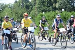 100 de cicloturiști, pe urmele lui Brâncoveanu la Bolintin-Vale-Potlogi