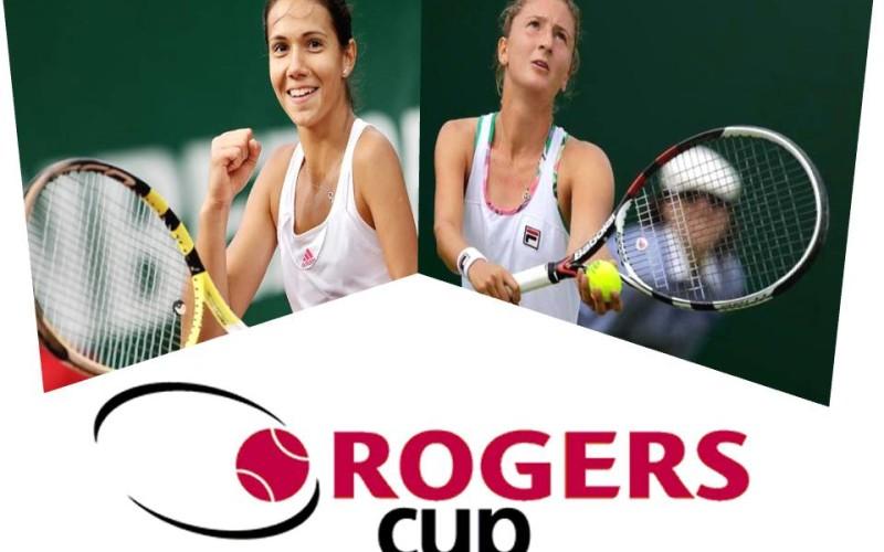 Irina Begu și Raluca Olaru, calificate în optimi la dublu la Toronto
