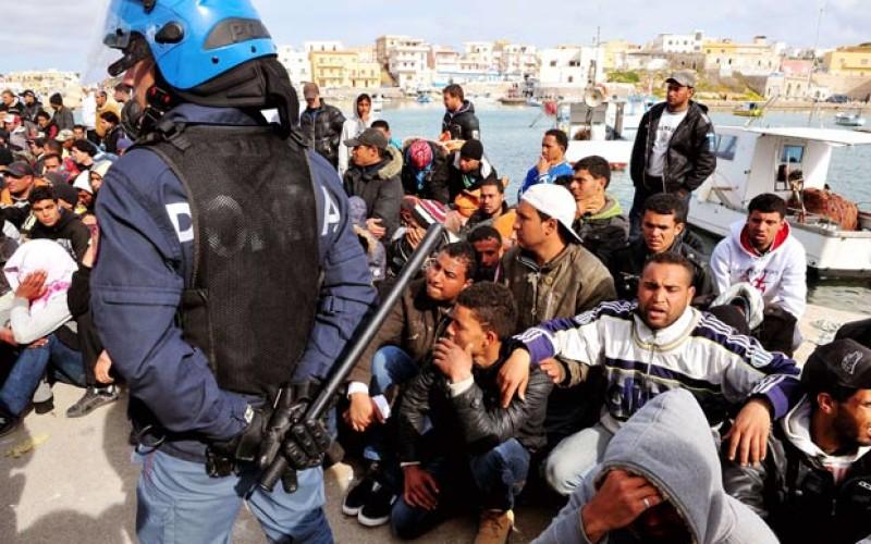 Europa, luată cu asalt de sute de mii de refugiați din Orientul Mijlociu