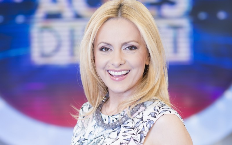 Simona Gherghe revine la Antena 1 cu un nou sezon Acces direct