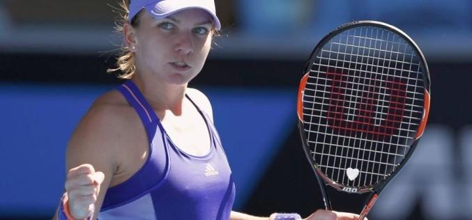Simona Halep, victorie zdrobitoare la Stuttgart. S-a calificat lejer în semifinale