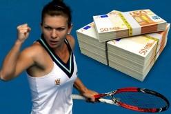 Simona Halep, locul 7 în topul celor mai bine plătite sportive din lume
