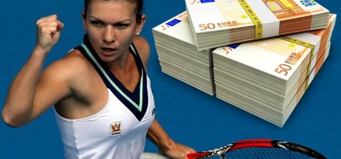 Simona Halep, făcută praf de un psihoterapeut: Simona Halep joacă tenis doar pentru bani