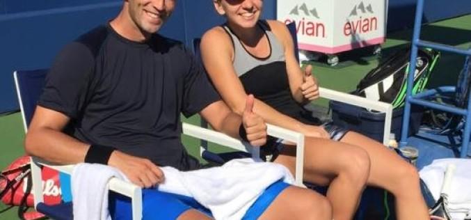 FABULOS | Simona Halep a decis să joace dublu mixt cu Horia Tecău la US Open