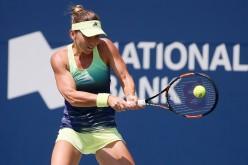 Simona Halep a abandonat în finala turneului de tenis de la Toronto