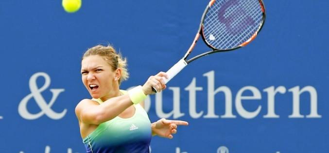 Simona Halep e din nou în finala de la Montreal. A bătut-o măr pe Kerber