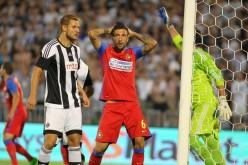 Steaua București a ratat dramatic calificarea în primăvara europeană