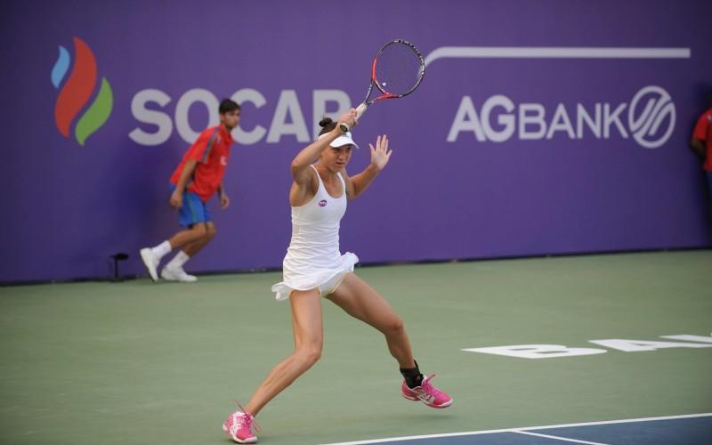 FABULOS | Patricia Țig e în finală la turneul de tenis WTA de la Baku