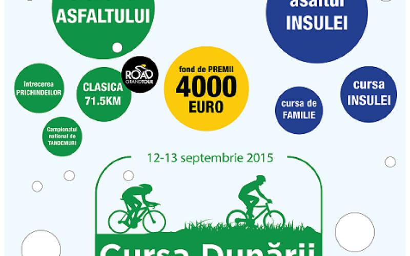 Ultramaraton de 78 de kilometri la Cursa Dunării Călărășene