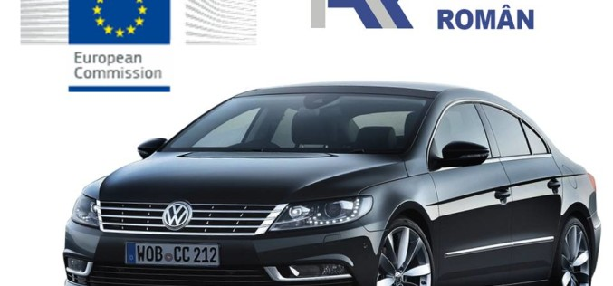 La ordinul UE, Registrul Auto Român verifică toate mașinile Volkswagen din România
