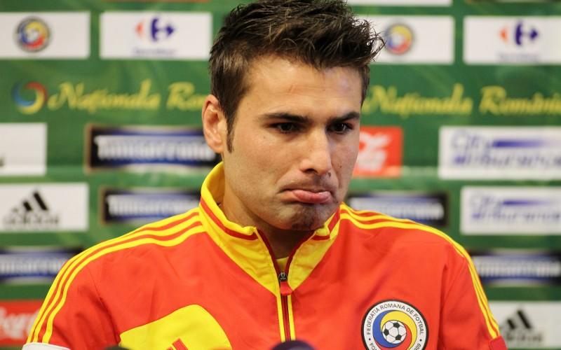 Adrian Mutu, noul antrenor al echipei naţionale de fotbal a României U21
