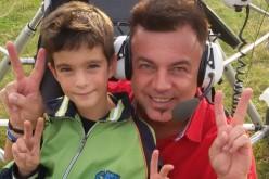 Fiul lui Adrian Enache, îi calcă pe urme lui Țopescu. Comentează meciuri de fotbal