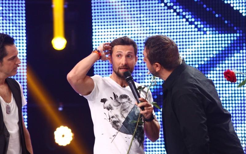 Dani Oțil, pețit pe scena X Factor în a doua seară de audiții live
